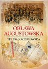 Okładka książki - Obława augustowska
