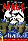 Okładka książki - Maus - 2 - I tu się zaczęły moje kłopoty
