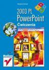 Okładka ksiązki - PowerPoint 2003 PL. Ćwiczenia