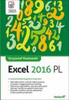 Okładka książki - Excel 2016 PL. Ćwiczenia praktyczne