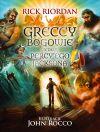 Ok�adka - Greccy Bogowie wed�ug Percy'ego Jacksona