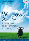 Ok�adka - Windows Azure. Wprowadzenie do programowania w chmurze