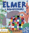 Okładka - Elmer i hipopotamy