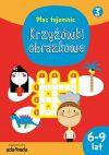Okładka ksiązki - Krzyżówki obrazkowe 3. (6-9 lat)