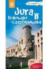 Okładka - Jura Krakowsko-Częstochowska. Travelbook. Wydanie 1