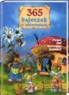 Okładka książki - 365 bajeczek o zwierzętach
