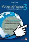 Ok�adka - WordPress 3. Instalacja i zarz�dzanie