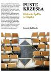okładka - Puste krzesła. Historie Żydów ze Śląska