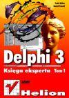 Okładka książki - Delphi 3. Księga eksperta
