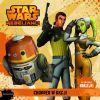 Okładka książki - Chopper w akcji. Star Wars Rebelianci