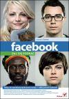 Okładka ksiązki - Facebook. Daj się poznać
