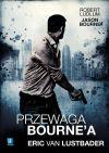 Okładka książki - Przewaga Bourne'a