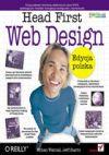Ok�adka - Head First Web Design. Edycja polska