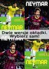 Okładka książki - Neymar. Nadzieja Brazylii, przyszłość Barcelony