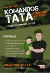 Okładka książki - Tata Komandos: Szkolenie podstawowe
