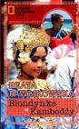 Okładka ksiązki - Blondynka w Kambodży