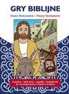 Ok�adka - Gry Biblijne. Stary Testament Nowy Testament