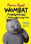 okładka - Wombat Maksymilian i Królestwo Grzmiącego Smoka