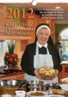 Okładka książki - Kalendarz z nowymi przepisami Siostry Anastazji