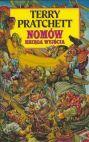 Okładka ksiązki - Nomów księga wyjścia