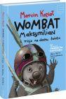 okładka - Wombat Maksymilian i Misja na Dachu Świata