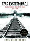 Okładka książki - Czas eksterminacji. Nazistowskie Niemcy i Żydzi 1939-1945