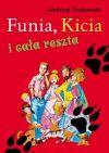 Okładka - Funia, Kicia i cała reszta