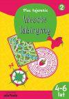 Okładka ksiązki - Wesołe labirynty 2 (4-6 lat)