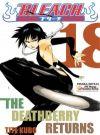 Okładka ksiązki - Bleach tom 18. The Deathberry Returns