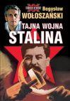 Okładka książki - Tajna wojna Stalina
