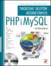 Okładka ksiązki - PHP i MySQL. Tworzenie sklepów internetowych
