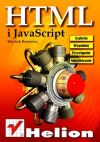 Okładka książki - HTML i JavaScript