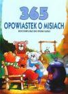 Okładka książki - 365 opowiastek o misiach
