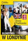 Okładka książki - Blondynka w Londynie