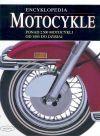 Okładka ksiązki - Motocykle. Encyklopedia