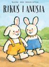 Okładka książki - Rikuś i Anusia
