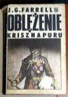 Okładka książki - Oblężenie Krisznapuru