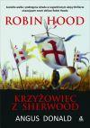 Okładka książki - Robin Hood - krzyżowiec z Sherwood