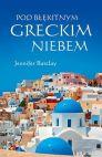 Okładka książki - Pod błękitnym greckim niebem