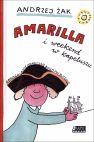 Ok�adka - Amarilla i weekend w kapeluszu
