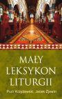 Okładka - Mały leksykon liturgii