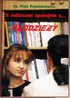 Okładka książki -  Z rodzicami spokojnie o… młodzieży. Z młodzieżą spokojnie o… rodzicach