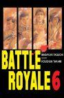 Okładka ksiązki - Battle Royale tom 6
