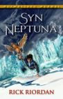 Okładka ksiązki - Syn Neptuna