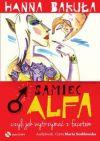 Okładka książki - Samiec Alfa, czyli jak wytrzymać z facetem. Audiobook