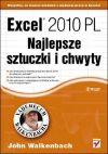 Ok�adka - Excel 2010 PL. Najlepsze sztuczki i chwyty. Vademecum Walkenbacha
