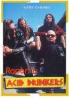 Okładka książki - Raport o Acid Drinkers
