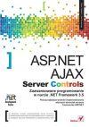 Okładka - ASP.NET AJAX Server Controls. Zaawansowane programowanie w nurcie .NET Framework 3.5. Microsoft .NET Development Series