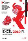 Okładka książki - Microsoft Excel 2010 PL.Formuły i funkcje. Akademia Excela
