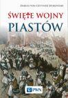 okładka - Święte wojny Piastów